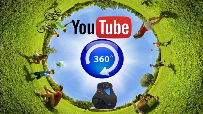 Youtube 360° videos