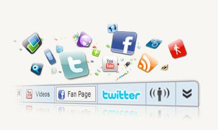 wibiya social media bar