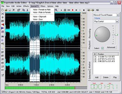 Expstudio_Audio_Editor