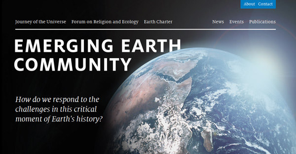 Emerging Earth Community