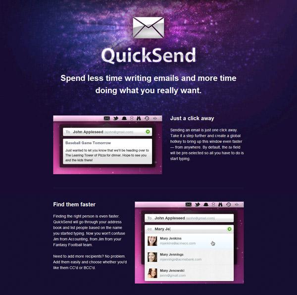 QuickSend