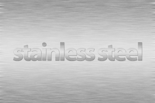 stainless steal photoshop tutorial