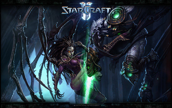 Zeratul and Kerrigan