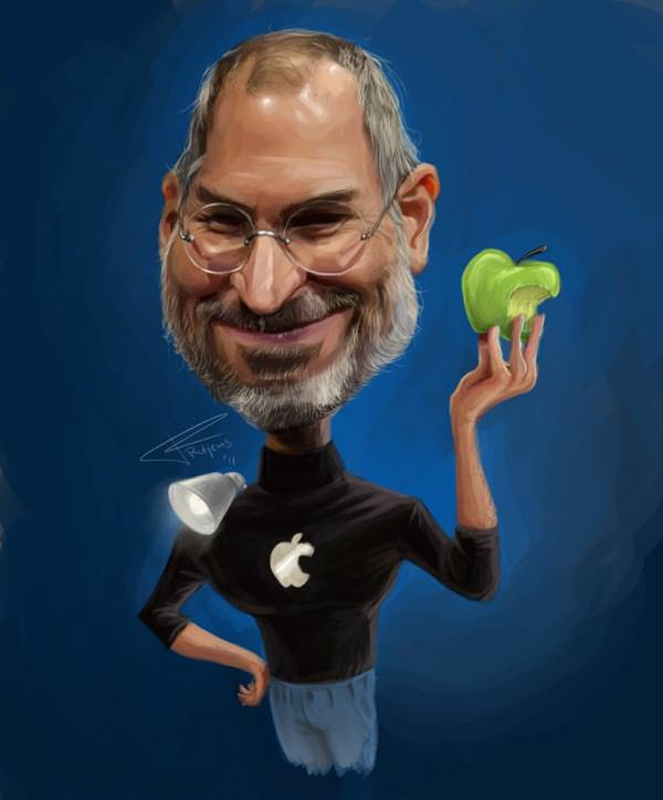 steve and apple