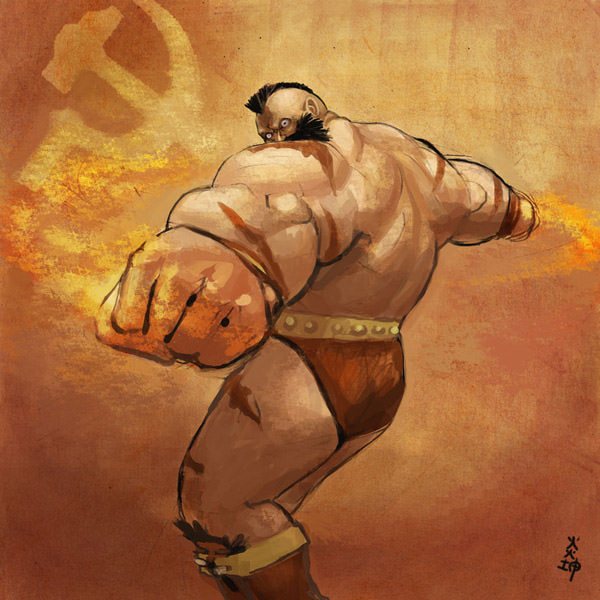 Tribute To Street Fighter 60 Beautiful Artworks