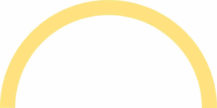 A semi-circle