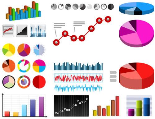 Vector Charts & Graphs