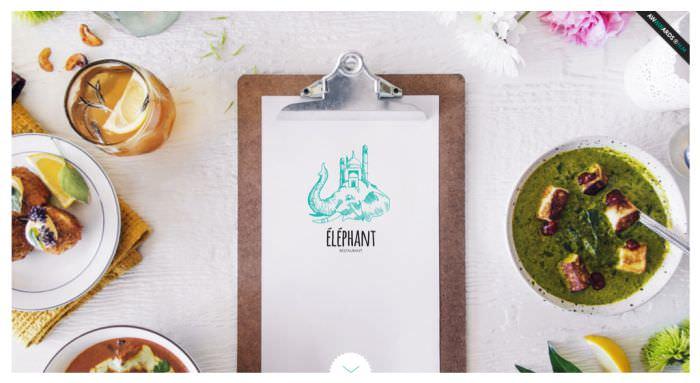 Elephant Restaurant's Website