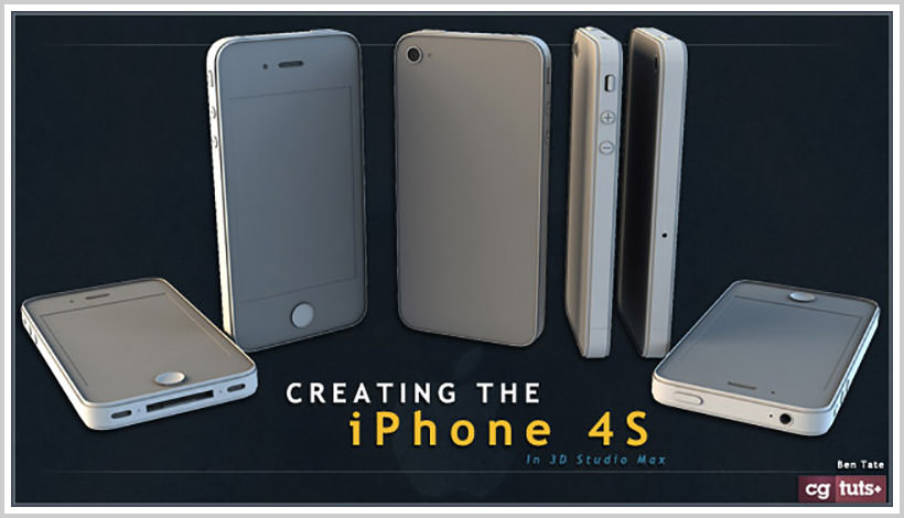 Create an iPhone 4S