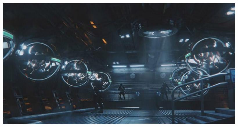 Make a Sci-fi Scene