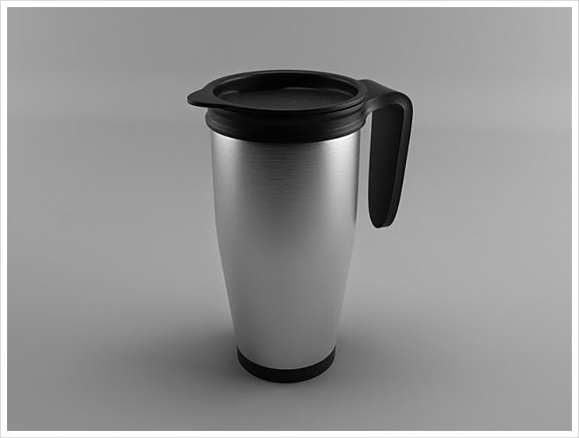 Model a Coffee Thermos