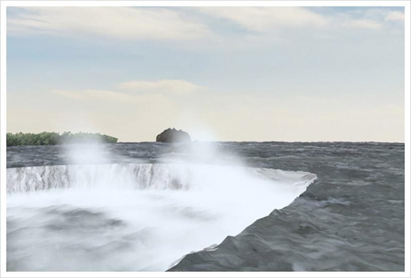 Model a Waterfall