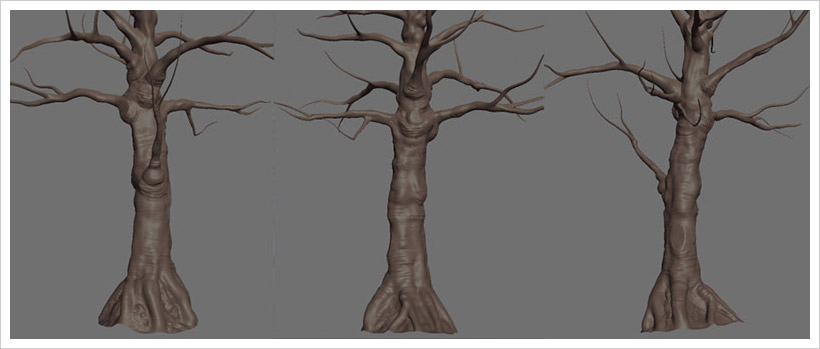 Sculpt a Tree