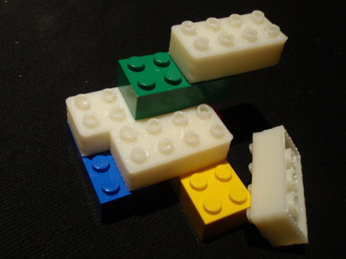ABS Made Lego