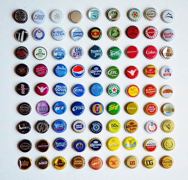 bottlecaps-organized-neatly