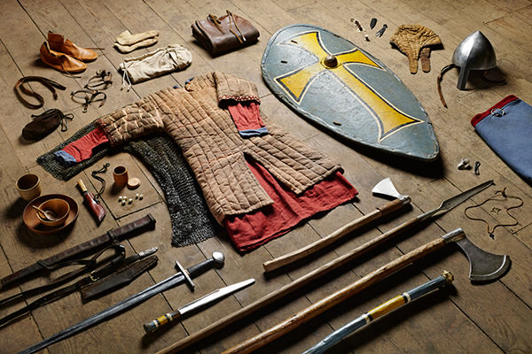 armour-organized-neatly