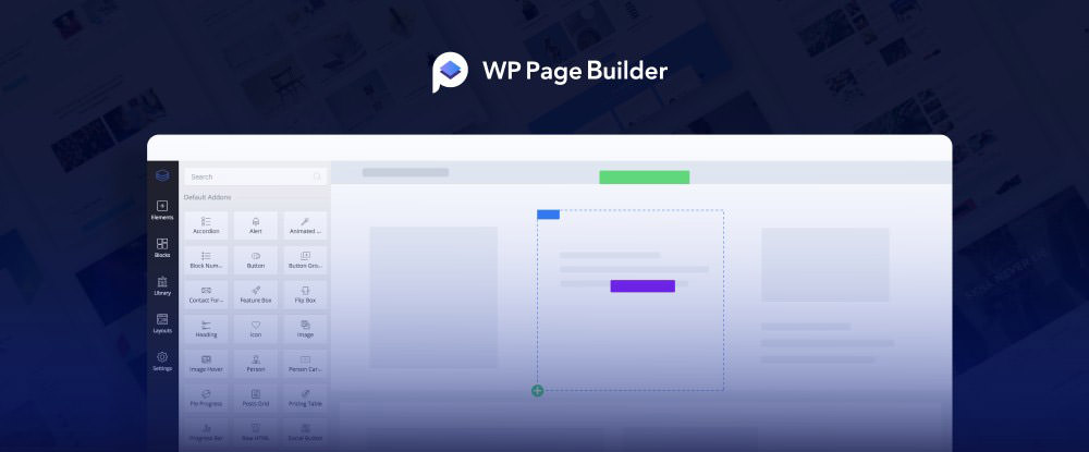 wp page builder