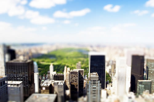New York City Miniature