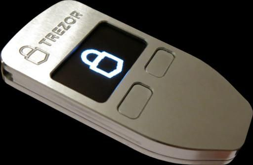 TREZOR is a secure, hardware wallet