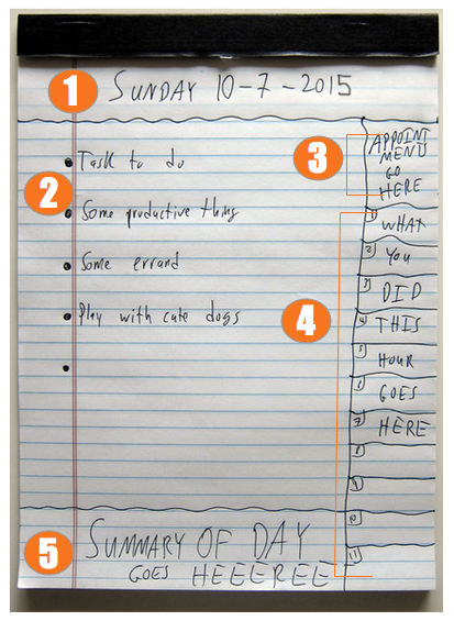 Wacky To-Do List