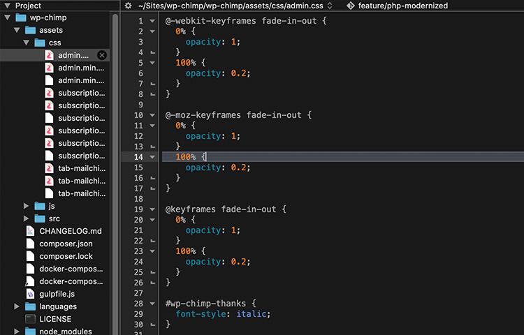 bbEdit code editor