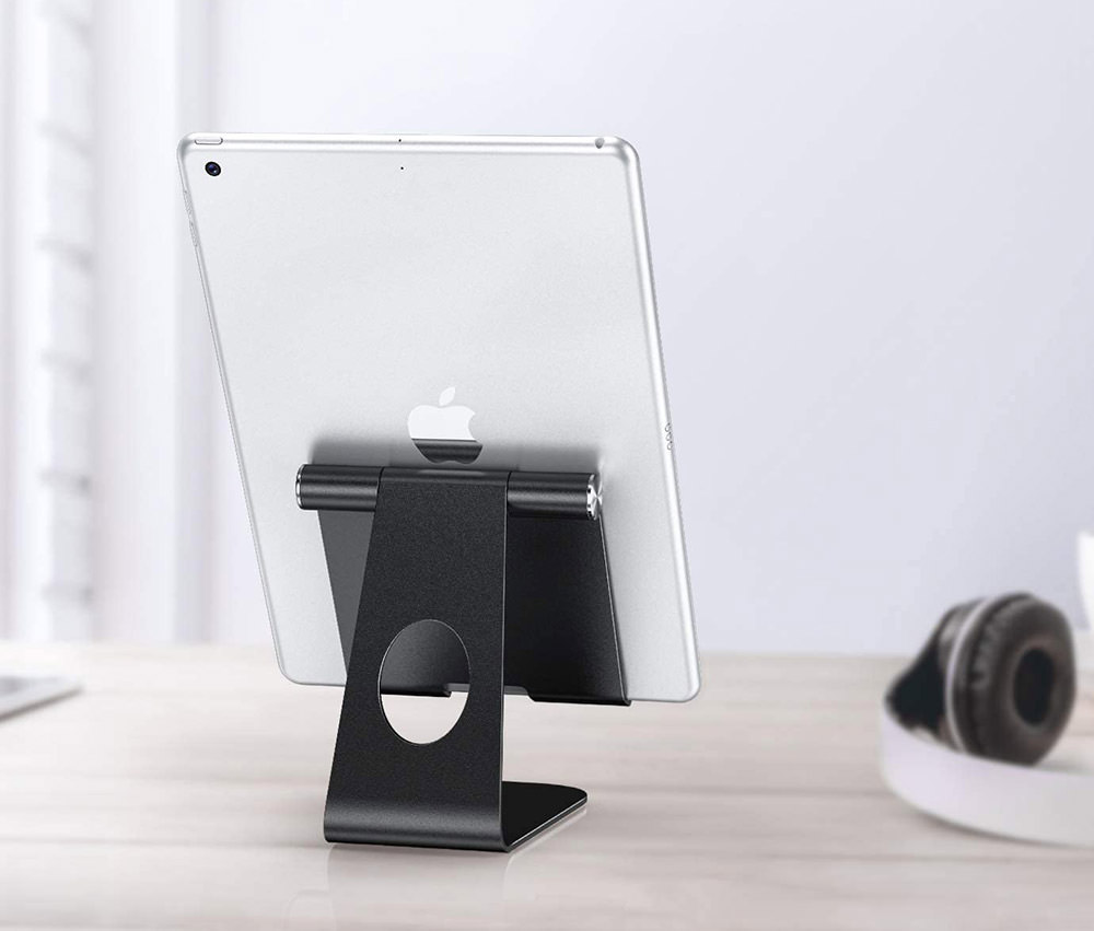 OMOTON Adjustable Tablet Stand iPad Stand