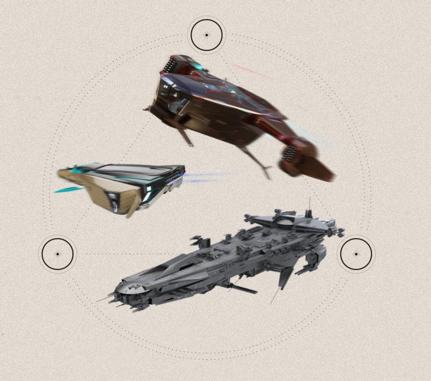Best upcoming NFT games - Star Atlas Ships