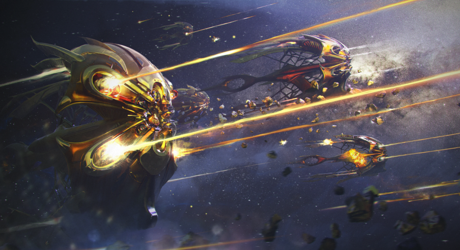 Best upcoming NFT games - Star Atlas Gameplay