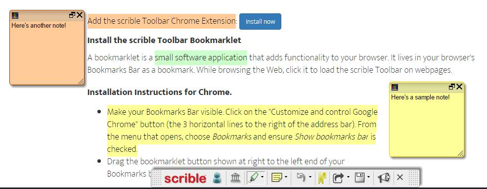 QnA VBage 7 Free Web Annotation and Markup Tools You Should Know