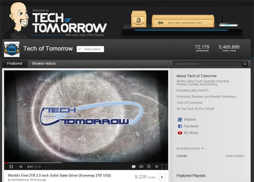 TechTomorrow