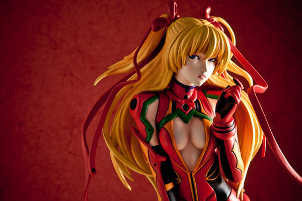 Asuka Langley Resin
