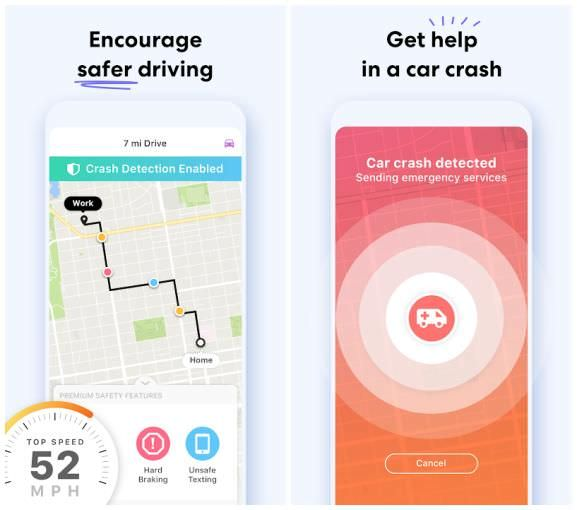Life360 is a location-tracking app