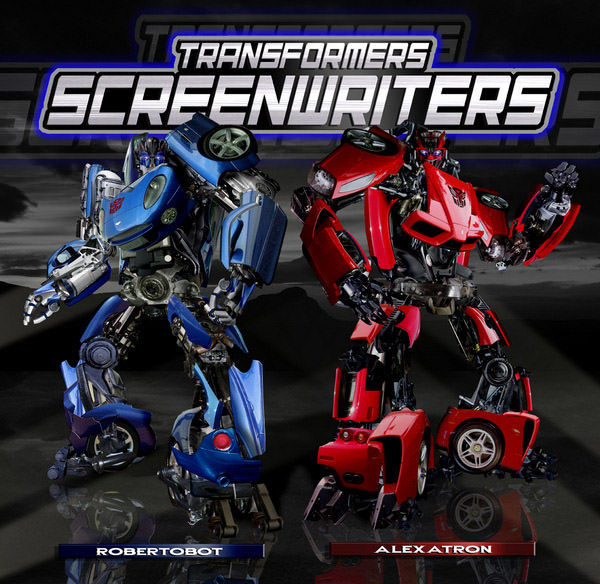 Transformers screenwriters