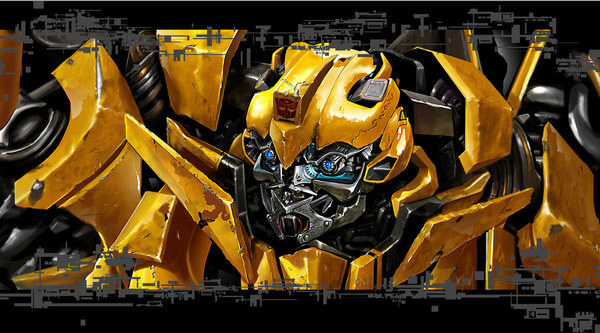 bumblebee rotf