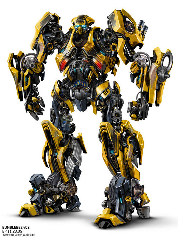 bumblebee unapproved version