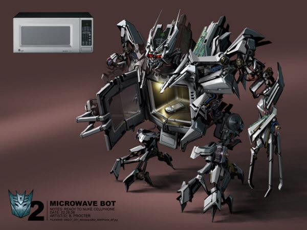 microwave bot