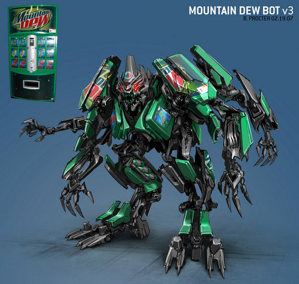 mountain dew bot