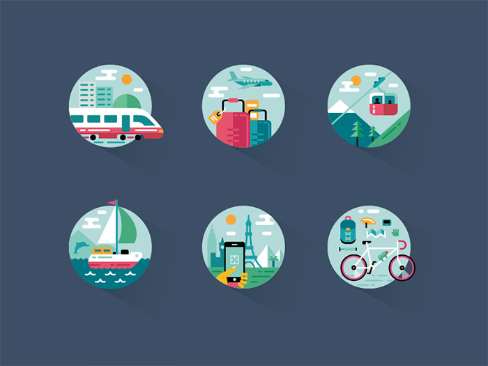 travel-icons-pack