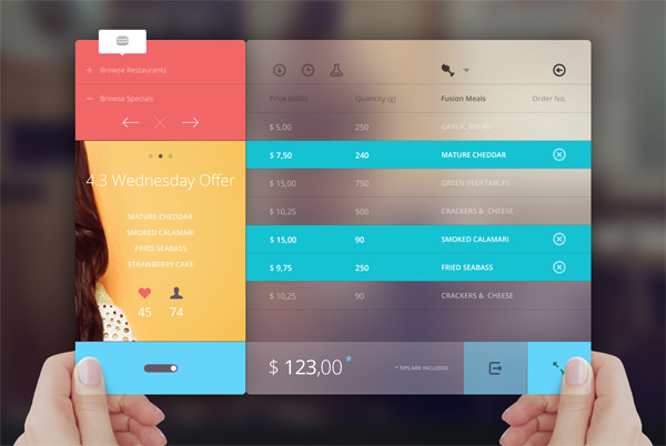 mariusz ciela - Ui Design Ideas