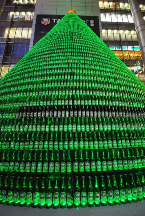 Heineken Tree