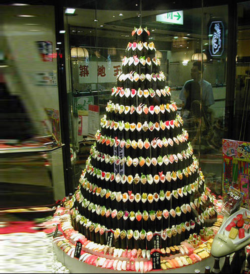 30 Unconventional Christmas Trees You Haven't Seen Before Hongkiat