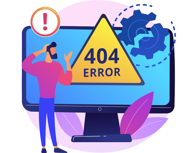 hosting-error