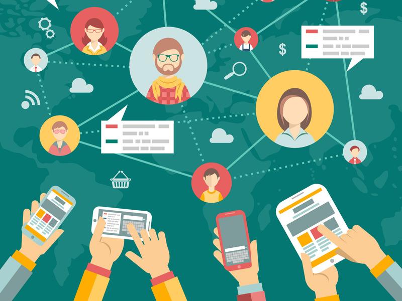 social media time zone