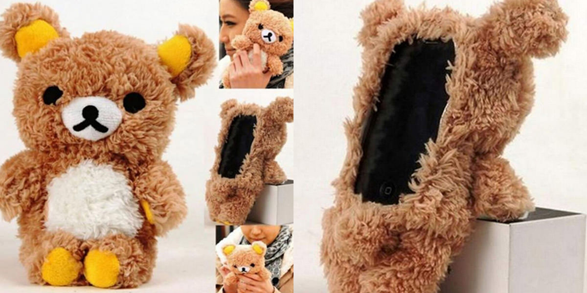furry-bear-phone-case