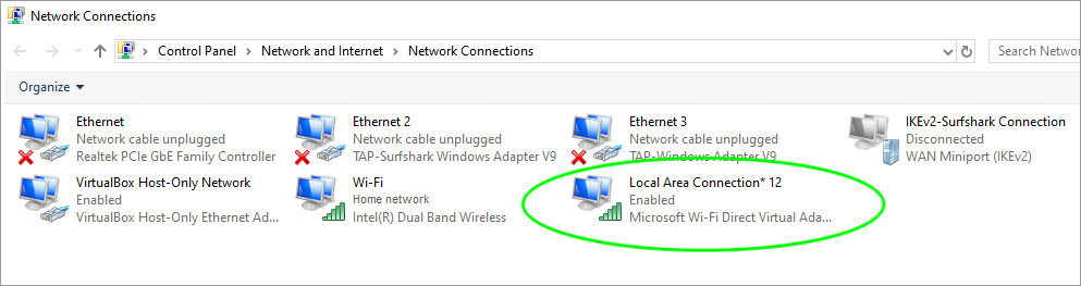 network adapter