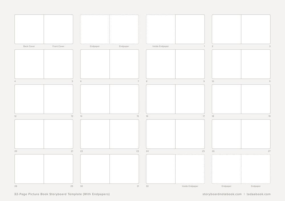 Storyboard Notepad
