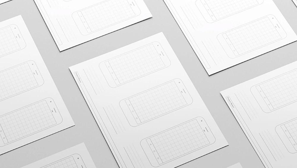 Printable Google Pixel Template