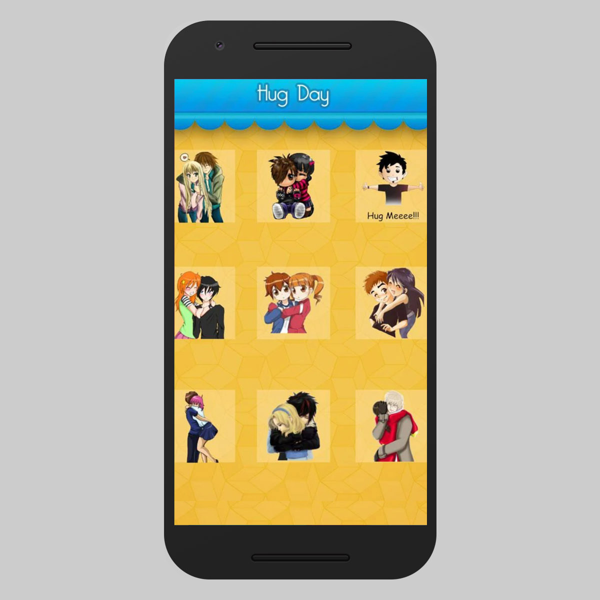 Line Wechat Sticker