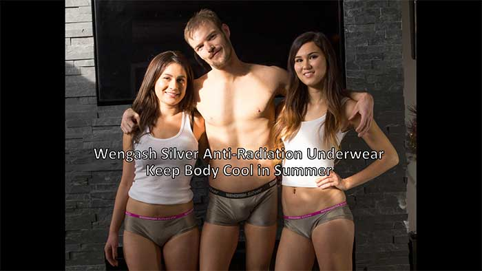 Anti-radiation underwear