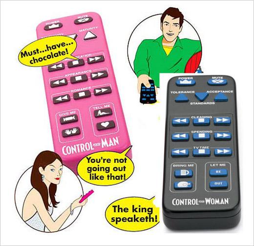talking remotes